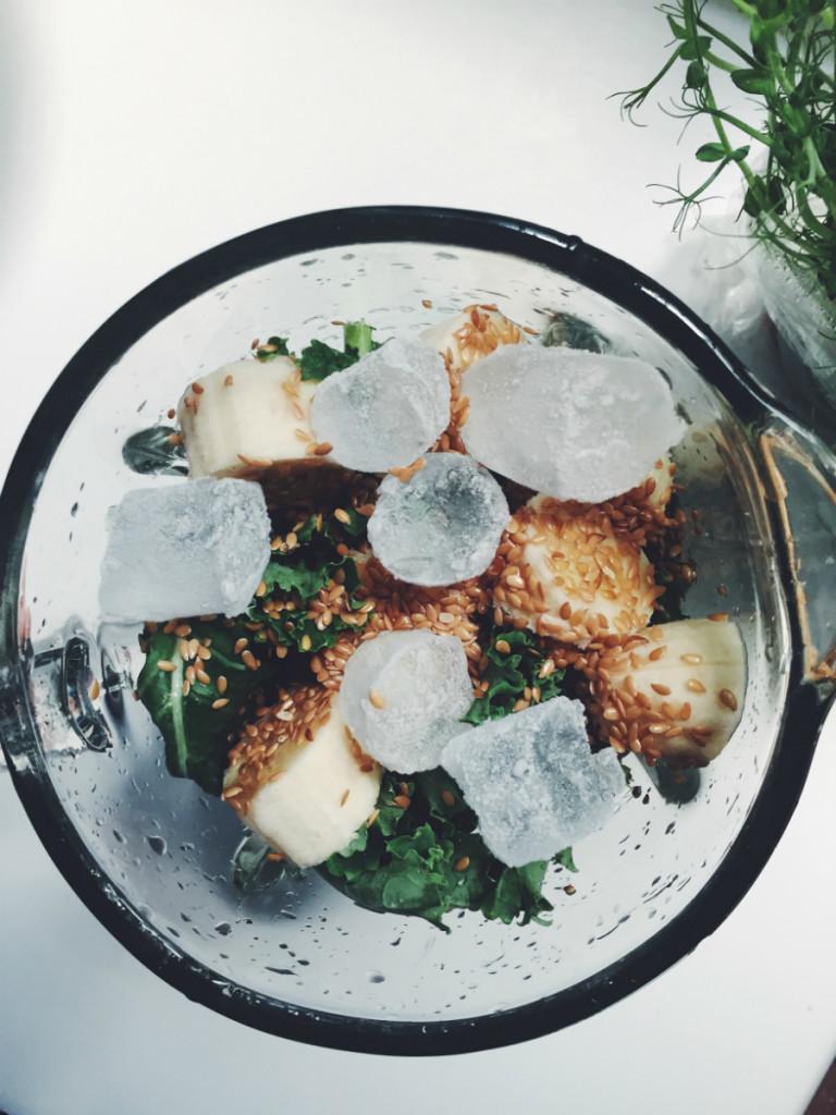 Sumo Verde Kale
