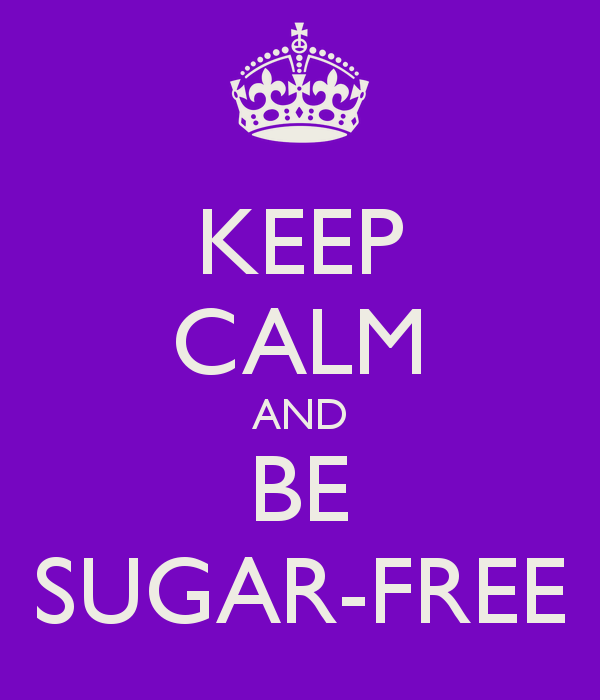 keep-calm-and-be-sugar-free