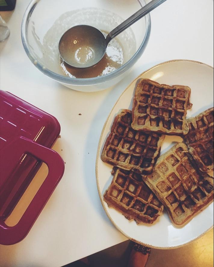 Tapi Waffles