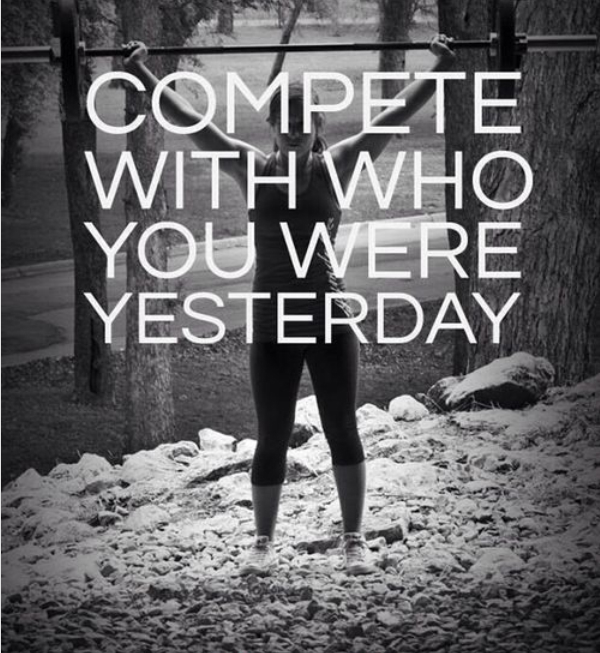 Compete with You