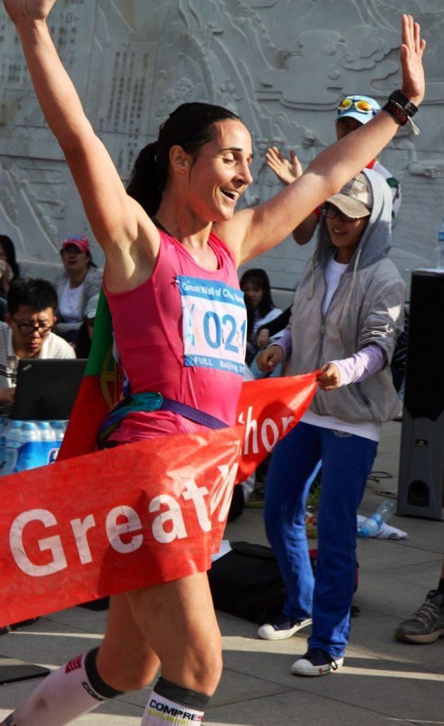 Maratona Grande Muralha da China