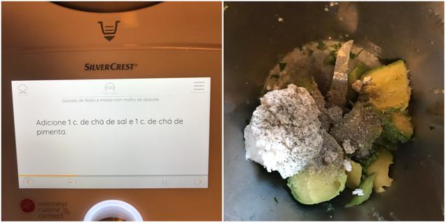 Pasta de abacate