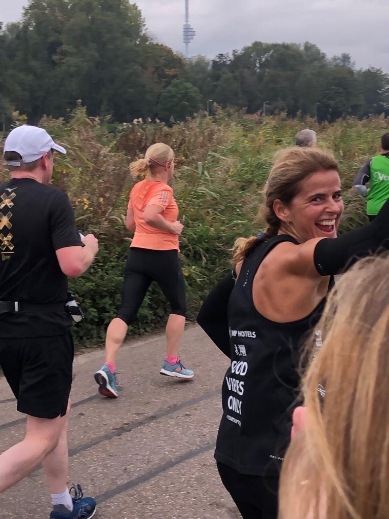 Maratona de Amesterdão