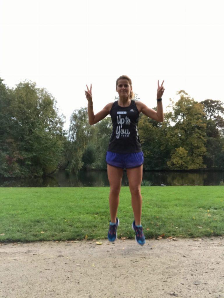 Treino Maratona de Amesterdão