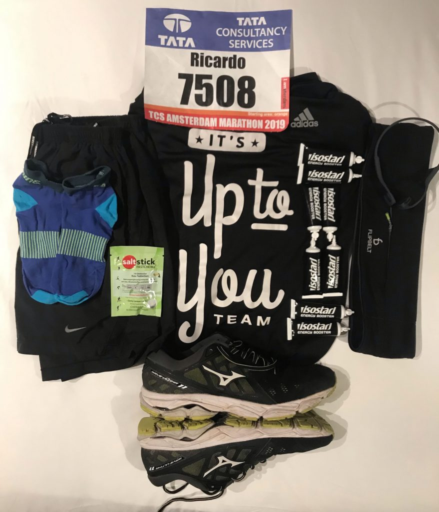 KIr Maratona de Amesterdão